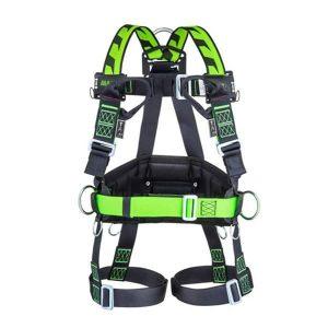 Miller H-Design Duraflex BodyFit 2pt - Hebillas Rapco + 2 bucles cinta